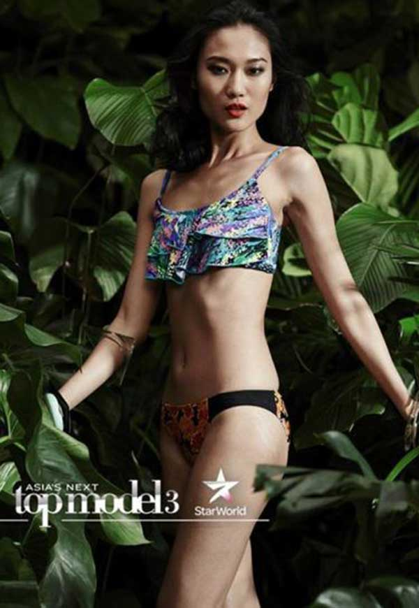 Ayu Gani đoạt quán quân Asia next top model