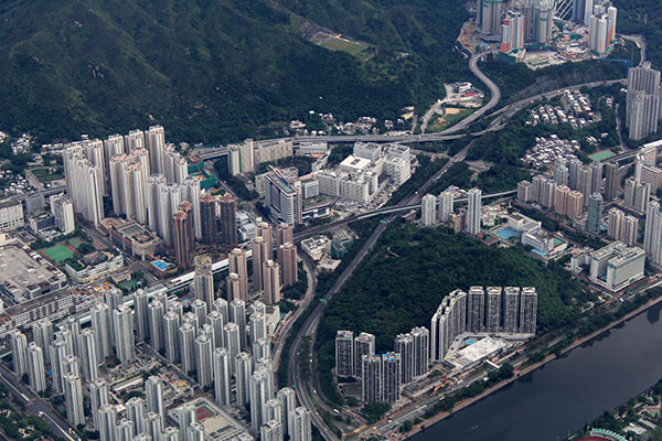 Chinh Nguyễn tham quan vẻ đẹp Hồng Kông