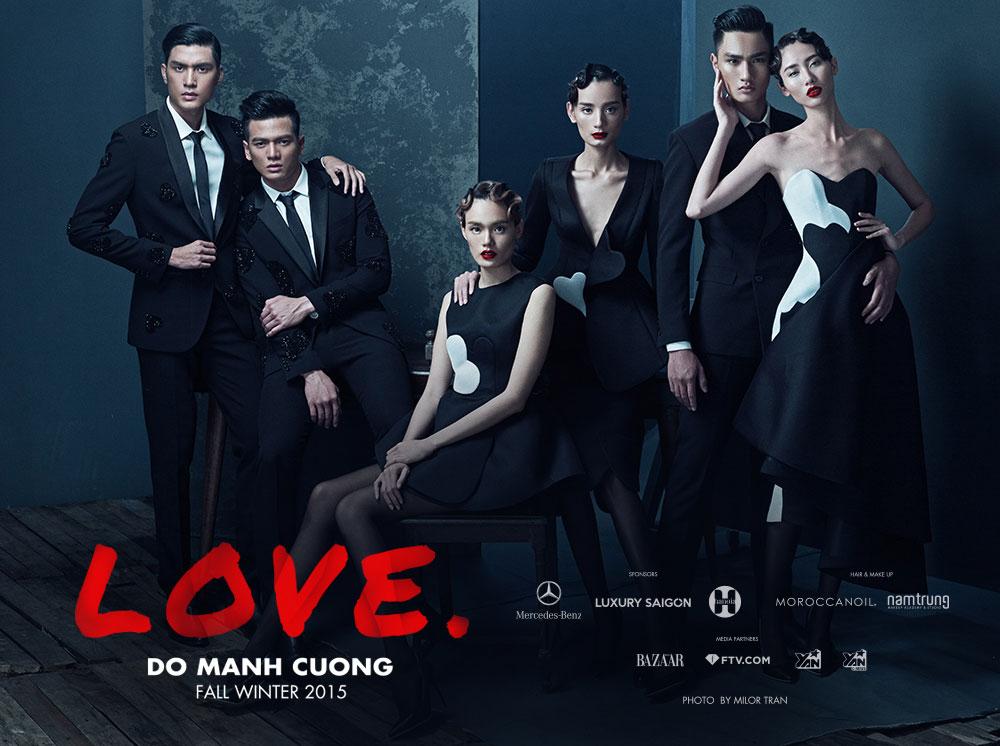 Đỗ Mạnh Cường tất bật cho LOVE vào tháng 12