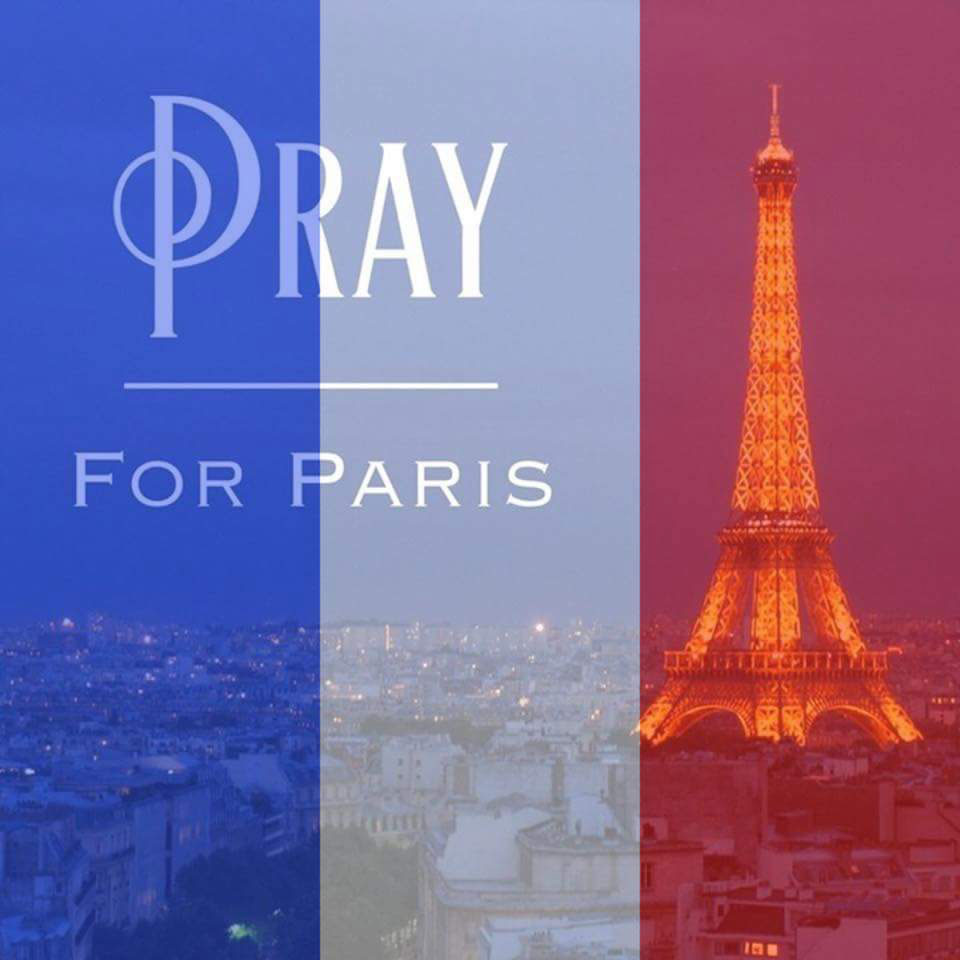 #prayforparis , Pray for Paris