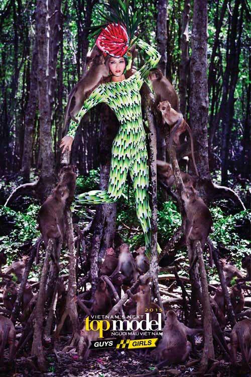 Vietnam' Next Top Model2015
