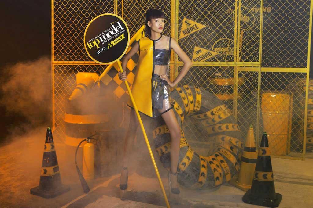 Nguyễn Thị Hợp - Vietnam's Next Top Model 2015  - Keep Moving – Không ngừng chuyển động