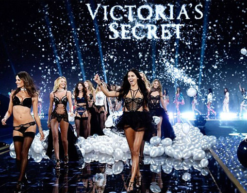 Tồng hợp show Victoria Secrect 2014