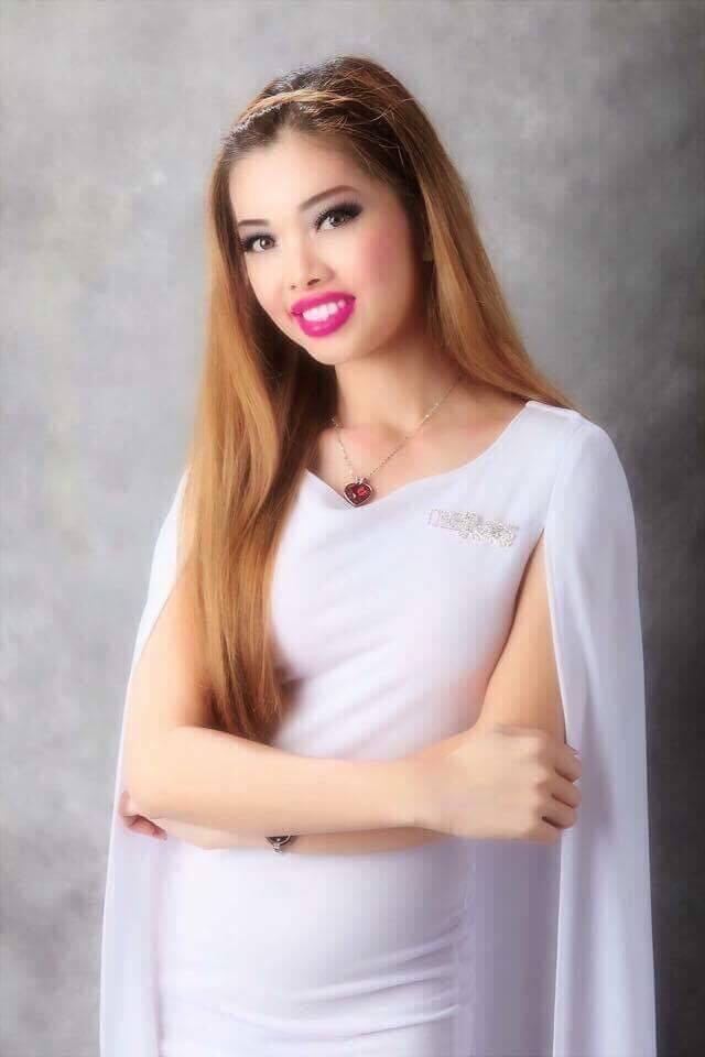 Á hậu Alice Trần