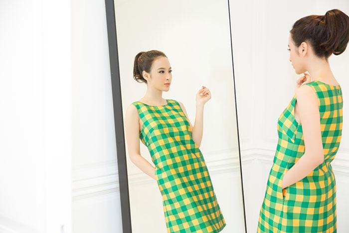Countryside -  Đỗ Mạnh Cường - Angela Phương Trinh thử trang phục dự show Xuân Hè 2016 của Đỗ Mạnh Cường