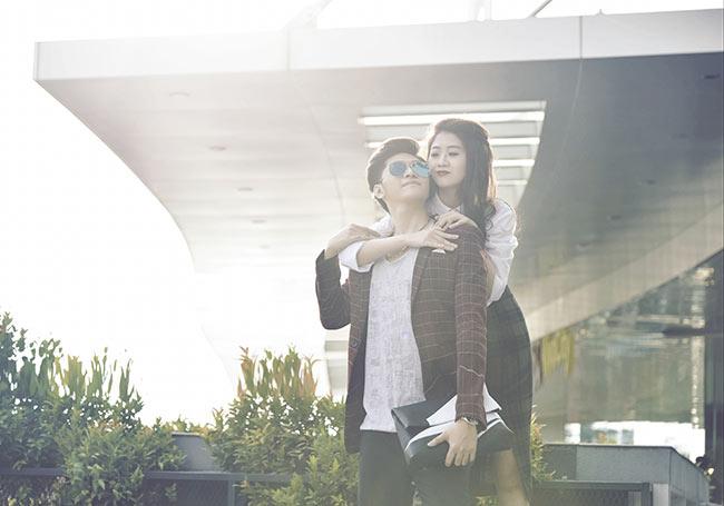 Cao An – Liên Bích Linh hóa thân thành cặp đôi yêu nhau