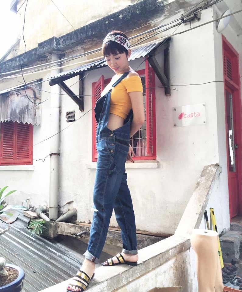 Thời trang Minions của Tóc Tiên được fan Yêu mến