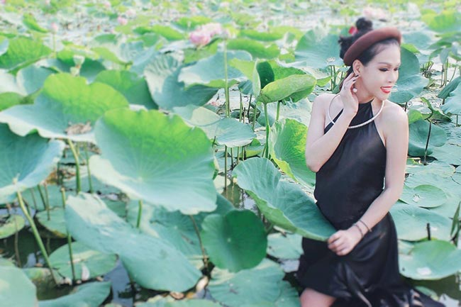 Hạ Vy Trương - Tôi đẹp như hoa Sen