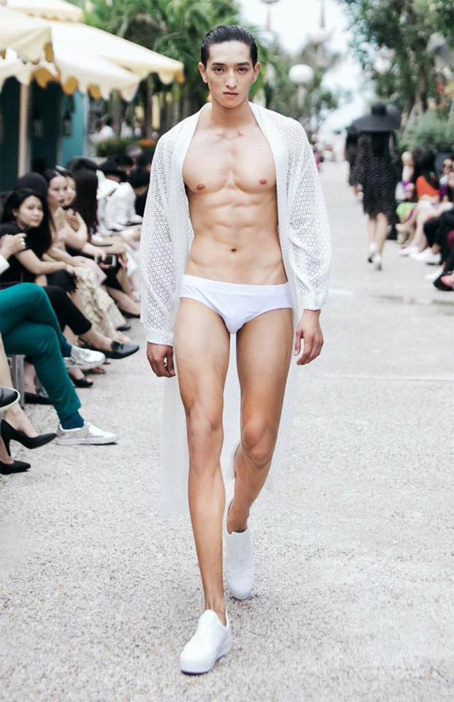Long Lê - Chàng siêu mẫu trẻ cá tính