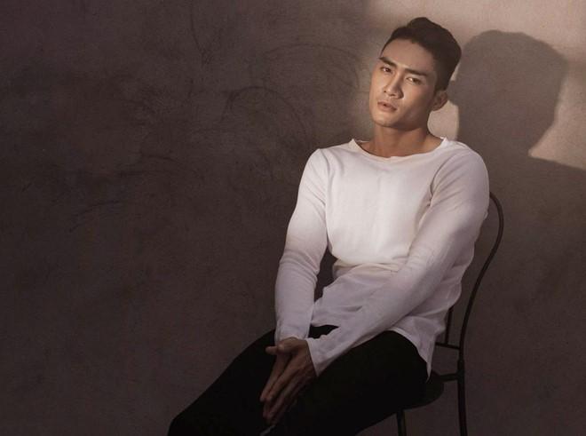 Người mẫu Lương Gia Huy