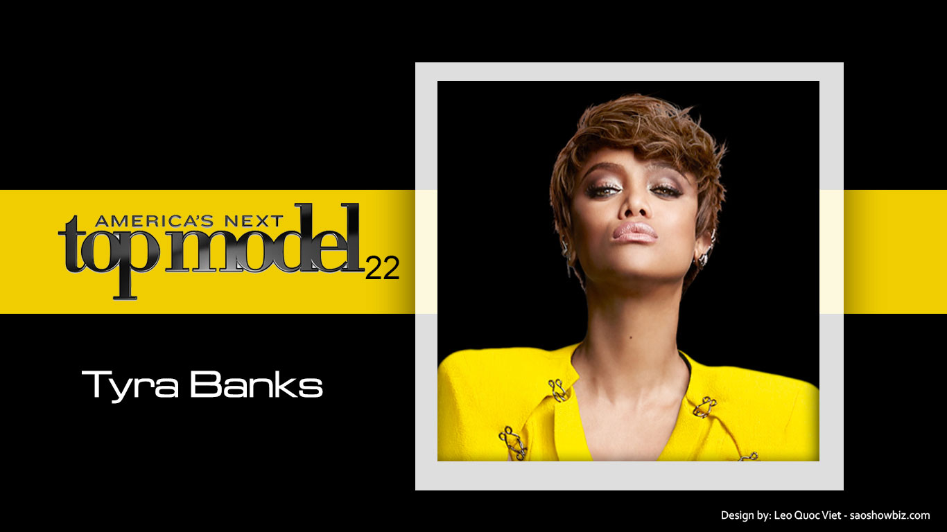 America's Next Top Model Cycle 22 Guys - Girls  Tyra Banks