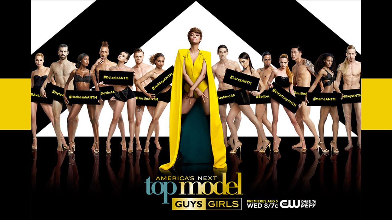 America's Next Top Model Cycle 22 Guys - Girls
