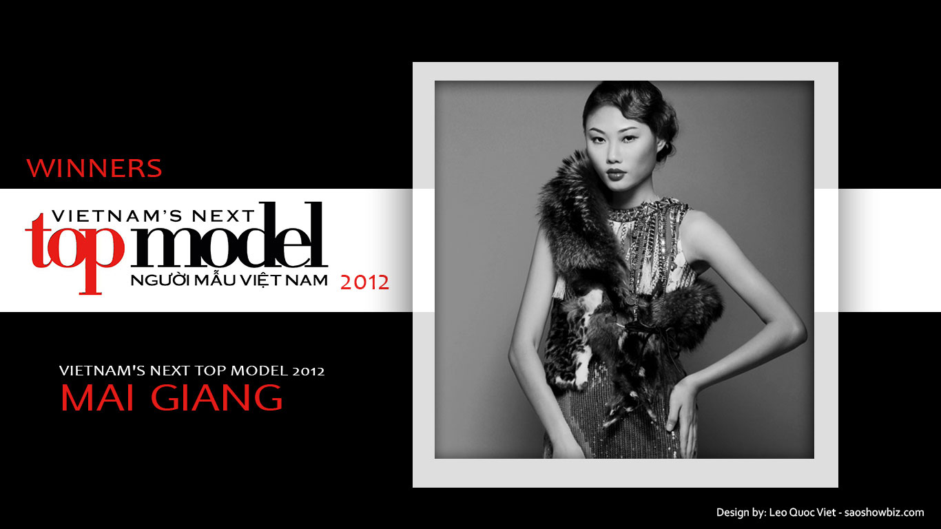Vietnam's Next Top Model - Mai Giang