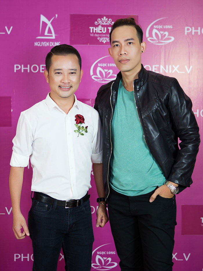 Đạo diễn Nguyễn Qúy Khang - Leo Quốc Việt