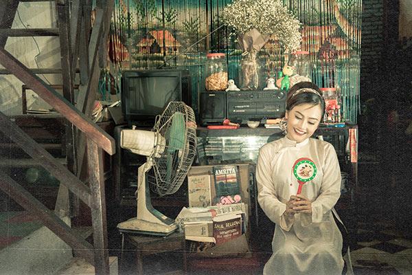Nhật Thảo gây ấn tượng với hình ảnh Cô Ba Sài Gòn