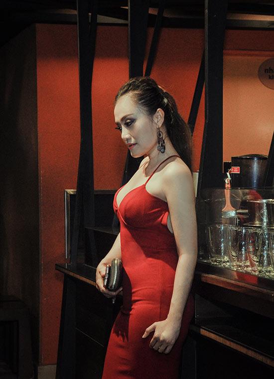 Hot girl Nhật Thảo