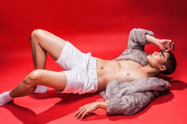 Quang Hùng ấn tượng bộ ảnh mới