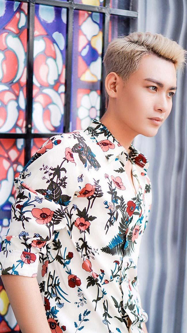 Kullboy Sim Sữa tung bộ ảnh đẹp trai không thua Sao Hàn