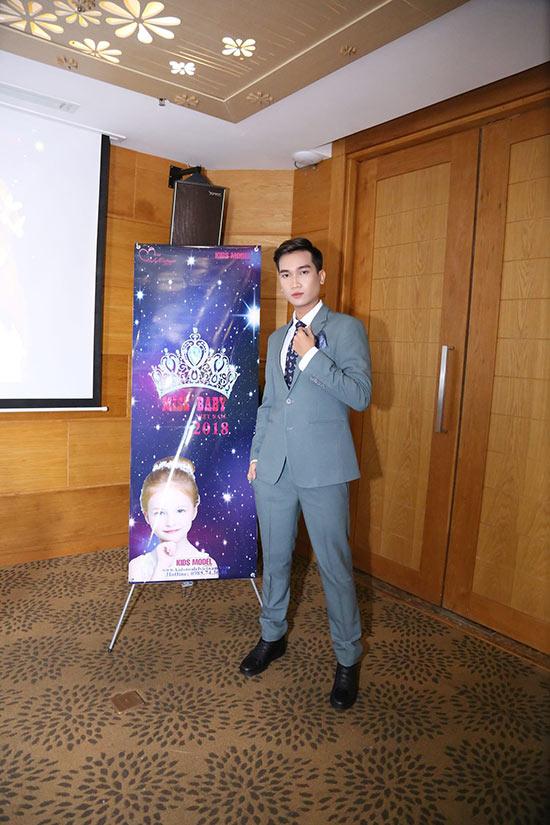 Hotboy Tâm Bảo, Hoa hậu nhí