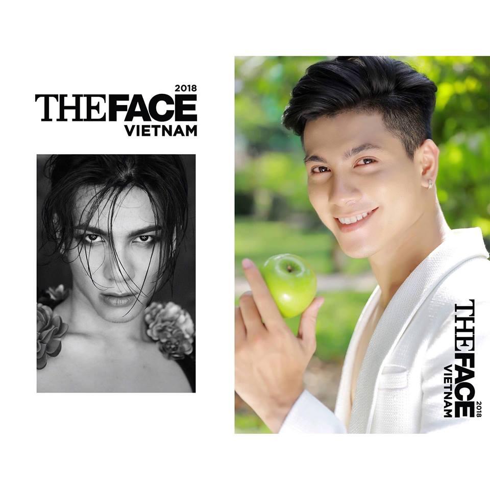 Tôn Tuấn Kiệt chàng mẫu đa tài của The Face Man Việt Nam