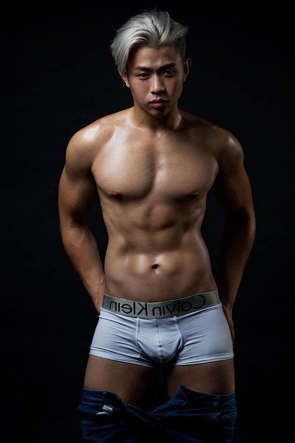 Triệu Vĩnh Kiên - chàng béo giảm cân