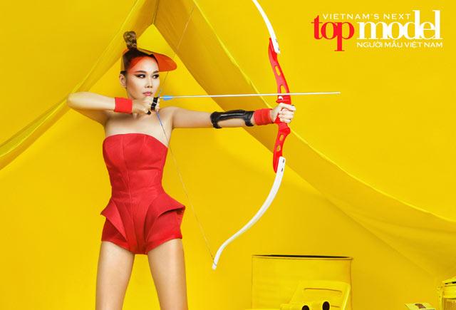 Thanh Hằng tiếp tục cầm trịch Việt Nam Next Top model mùa 7