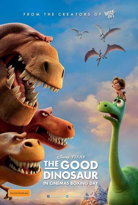 The Good Dinosaur (Chú khủng long tốt bụng)