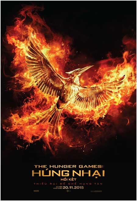 The Hunger Games: MockingJay 2 (Húng nhại - hồi kết)