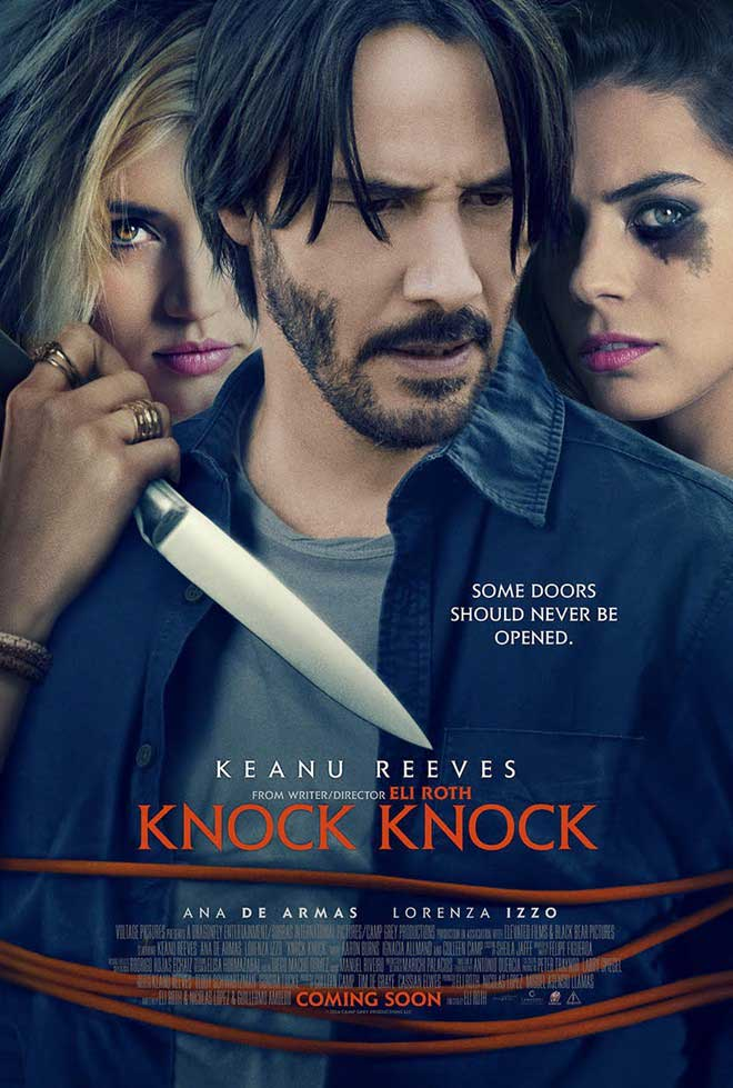 Knock Knock(Tiếng gõ cửa trong đêm)