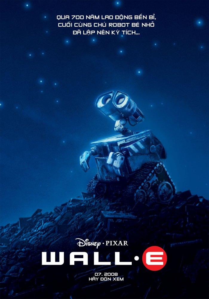 poster Wall-E