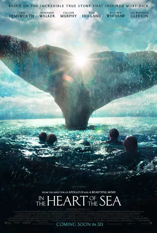In the heart of the sea (Biển sâu dậy sóng)