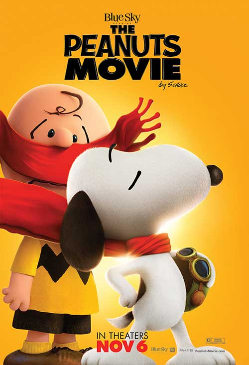 Snoopy: The peanuts movie (Snooy)