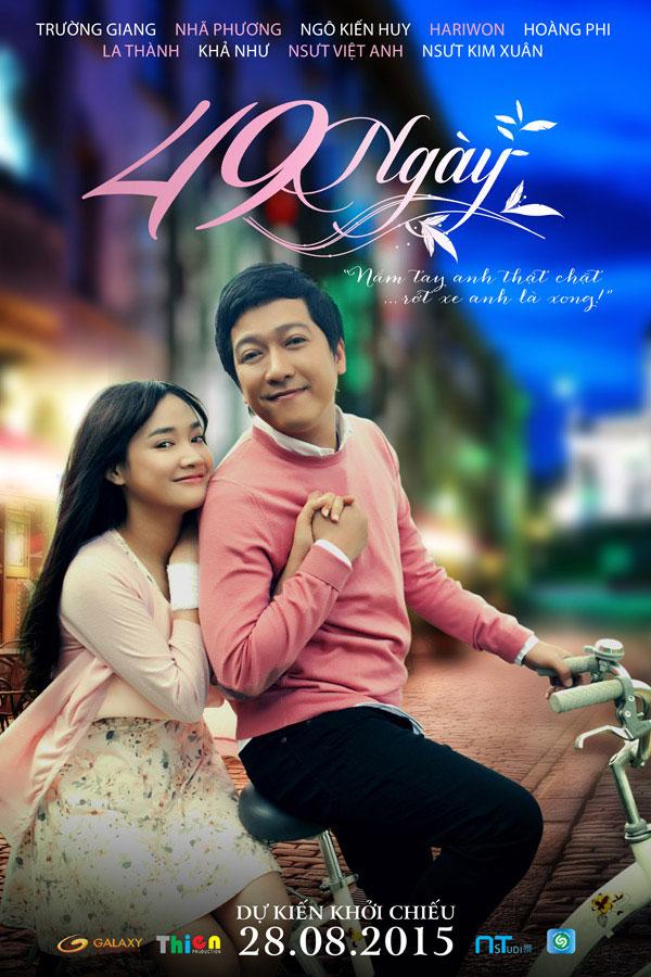 49 ngày là bộ phim điện ảnh do Nhã Phương & Trường Giang đảm nhiệm vai chính