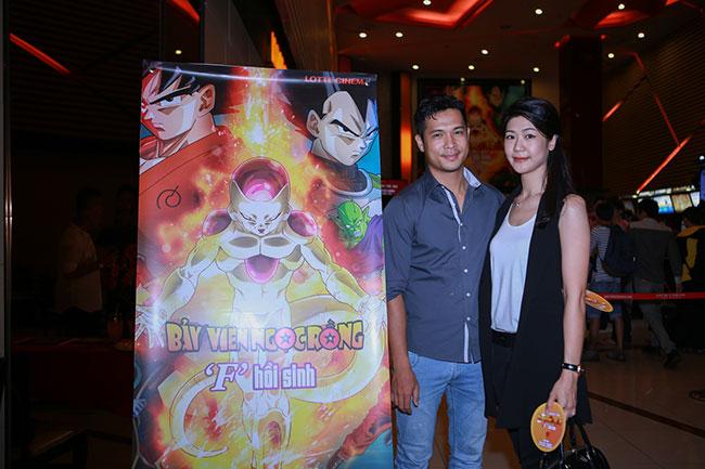 Sự hồi sinh của Frieza-Dragon Ball Z: Resurrection 'F' - Các bạn trẻ háo hức xem phim 7 Viên Ngọc Rồng