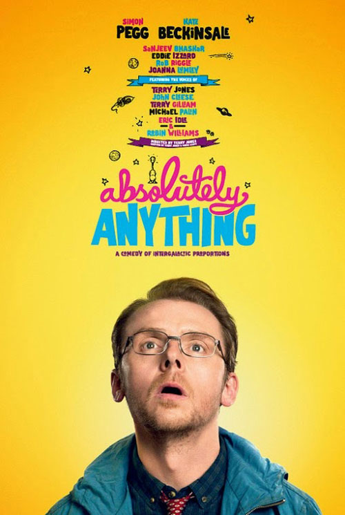 Absolutely Anything (tựa Việt: Cầu được ước thấy)