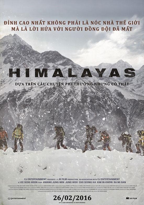 HIMALAYAS poster