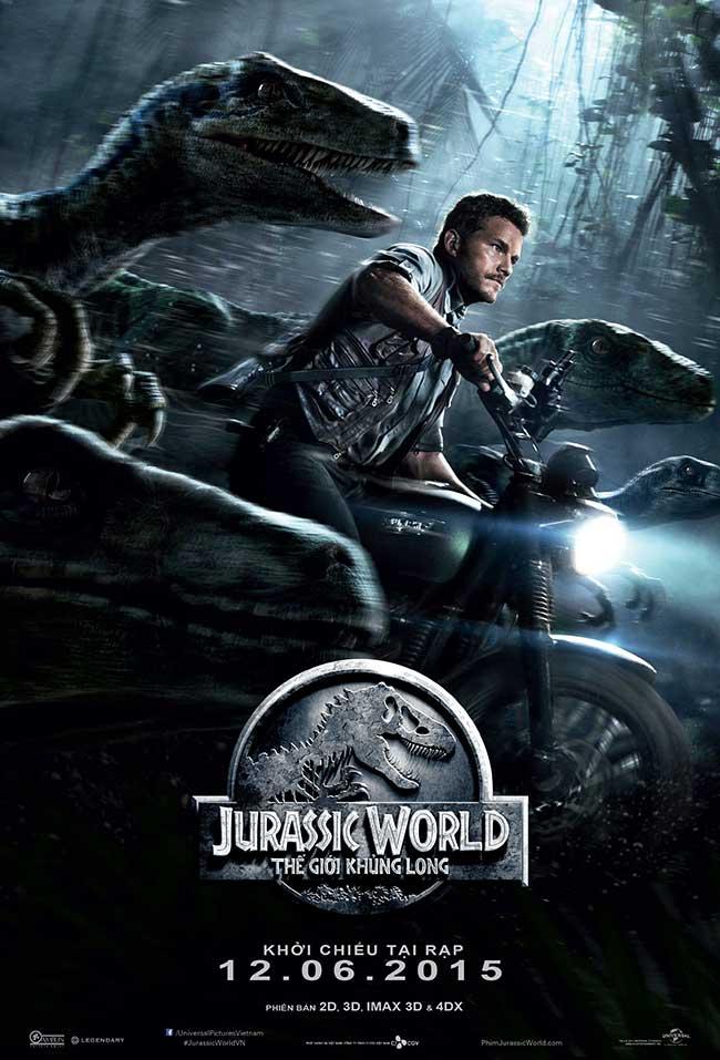 Thế giới khủng long 2015