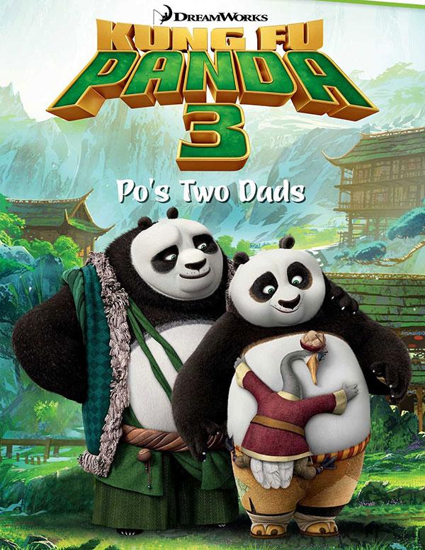 Kung Fu Panda 3 poster