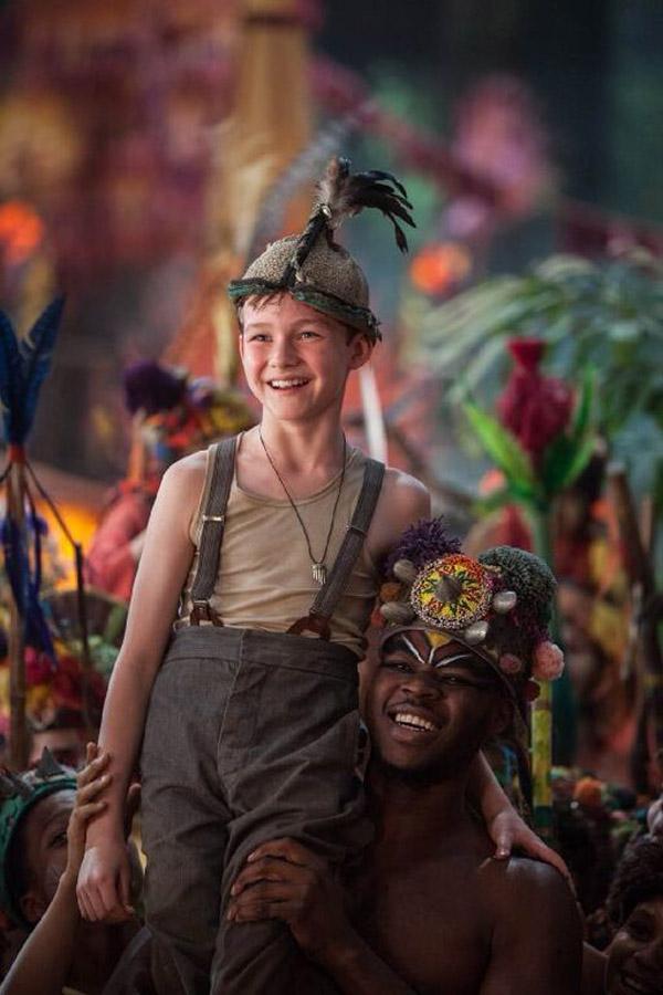'Pan' - câu chuyện chưa kể về vùng đất Neverland