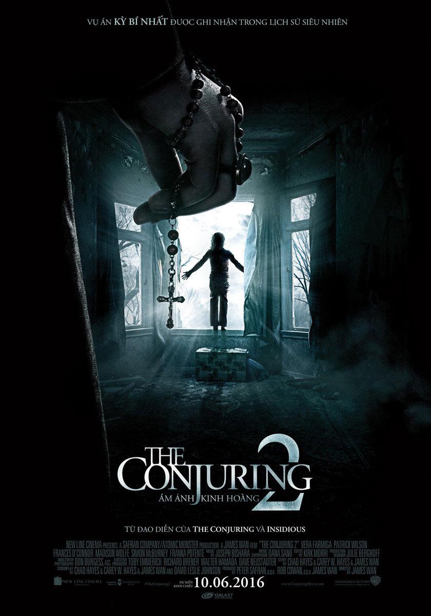The Conjuring2(Ám ảnh kinh hoàng 2 )