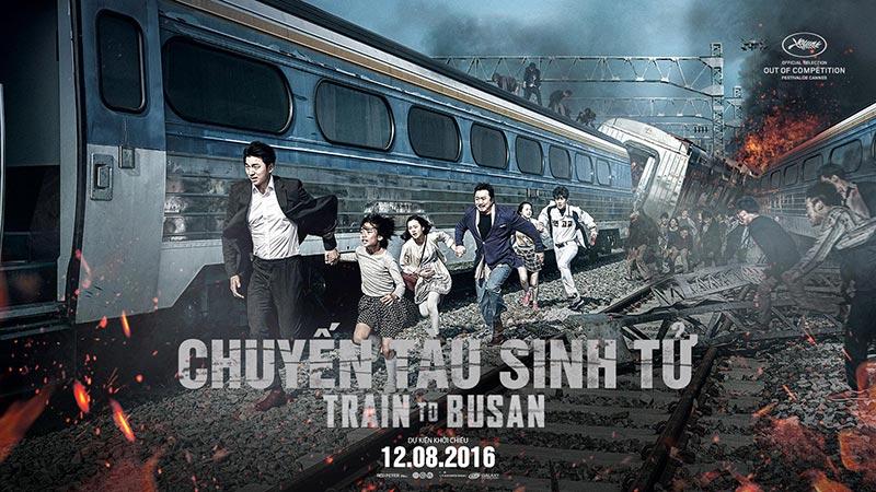 Train To Busan - Chuyến Tàu Sinh Tử, poster