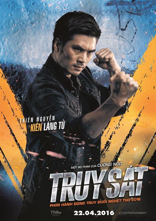 poster TRUY SÁT