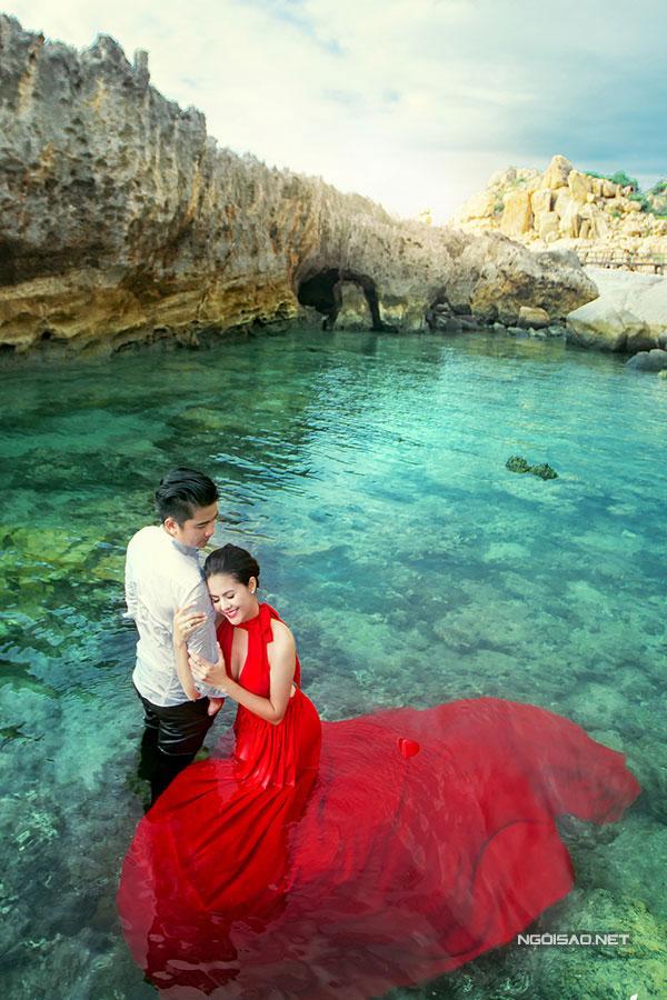Vân Trang với bộ ảnh cưới đẹp như mơ