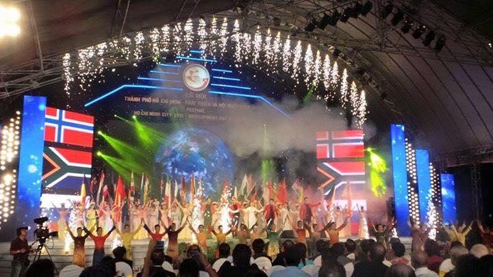 Hội chợ Du lịch Quốc tế TPHCM ITE 2015