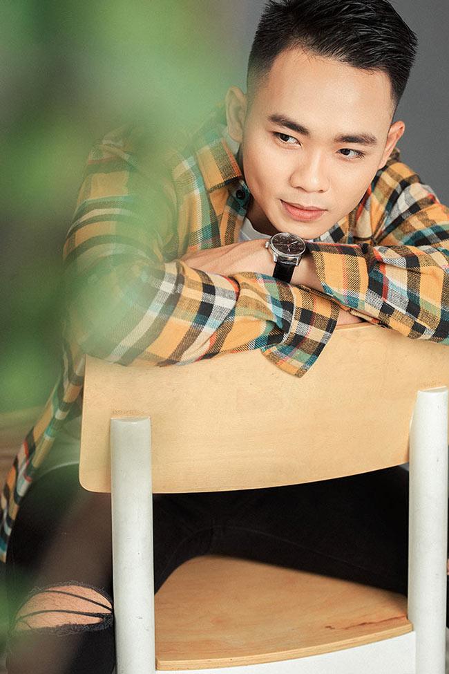 Nguyễn Anh Tú - Chàng hot boy của làng hài Việt