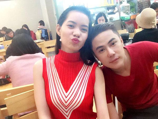 Mỹ nam Cao Thiên Phước với chuyện tình 4 năm với người đẹp Thy Nhã