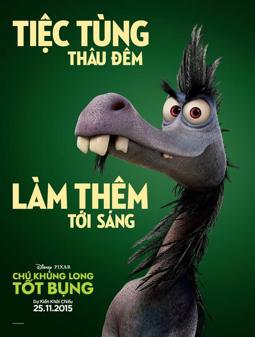 THE GOOD DINOSAUR - CHÚ KHỦNG LONG TỐT BỤNG | GO TO CINEMA
