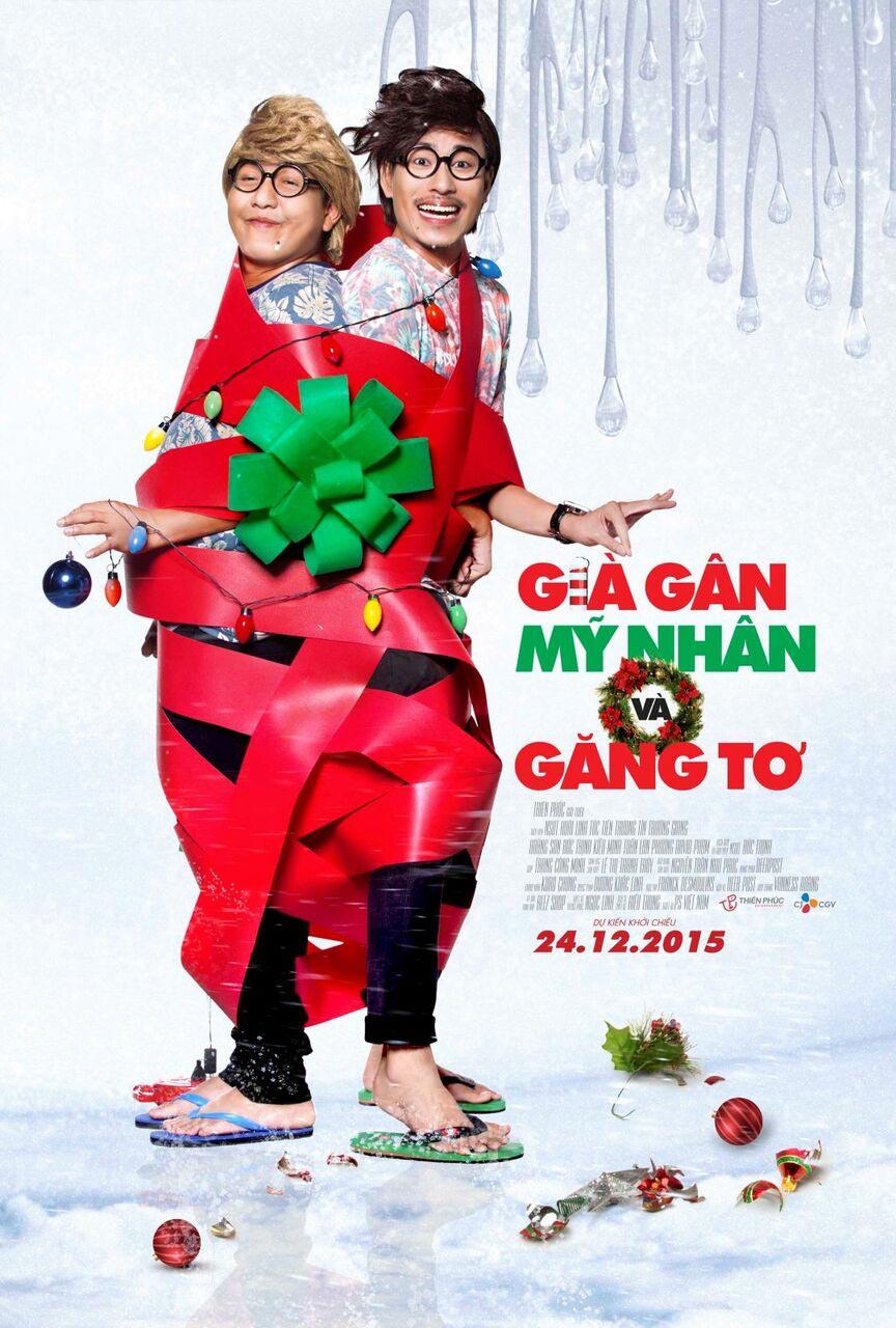 GIÀ GÂN, MỸ NHÂN VÀ GĂNG TƠ poster