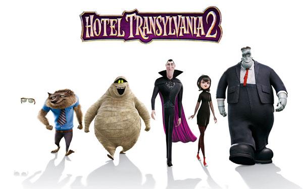 Hotel Transylvania 2,Khách sạn huyền bí2