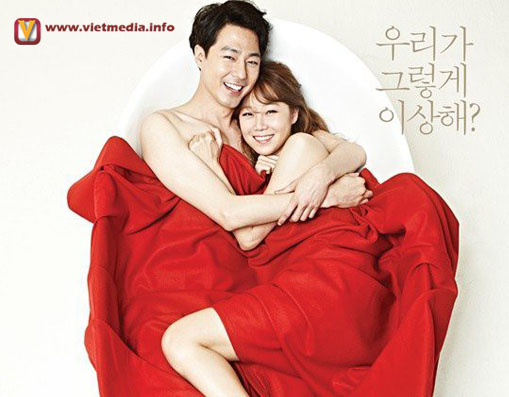 It's Okay, It's Love tung poster mới
